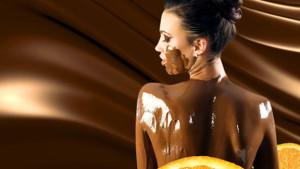 шоколадное обертывние